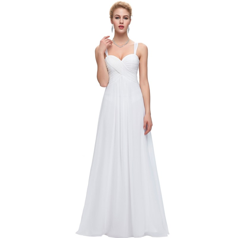 Starzz-Sweetheart-Sleeveless-Chiffon-White-Prom-Dress