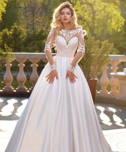 TOP 5 stilīgākās kāzu kleitas